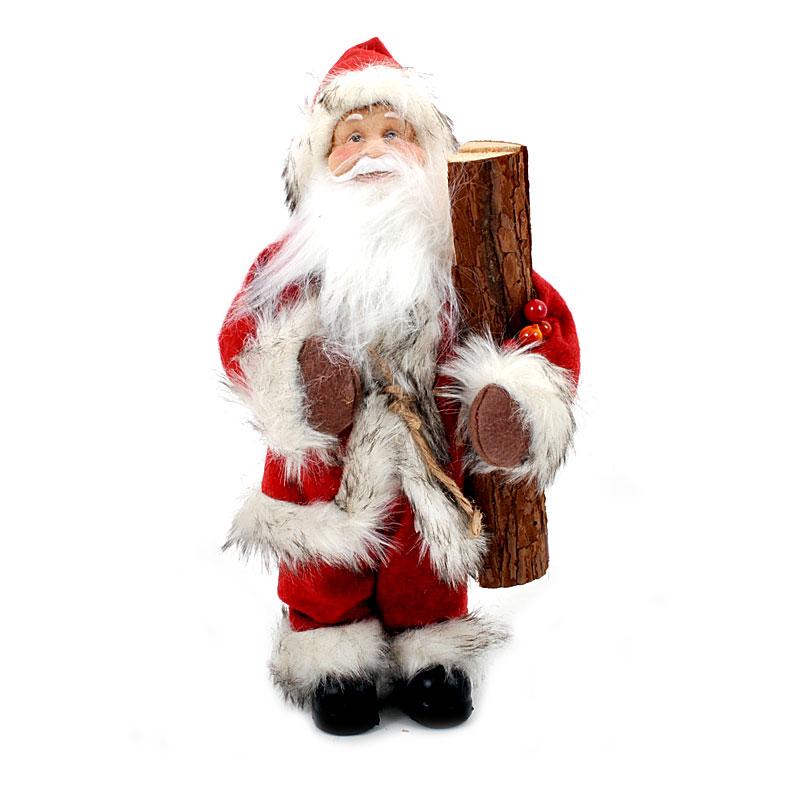 Χριστουγεννιάτικο διακοσμητικός Άγιος Βασίλης 30εκ