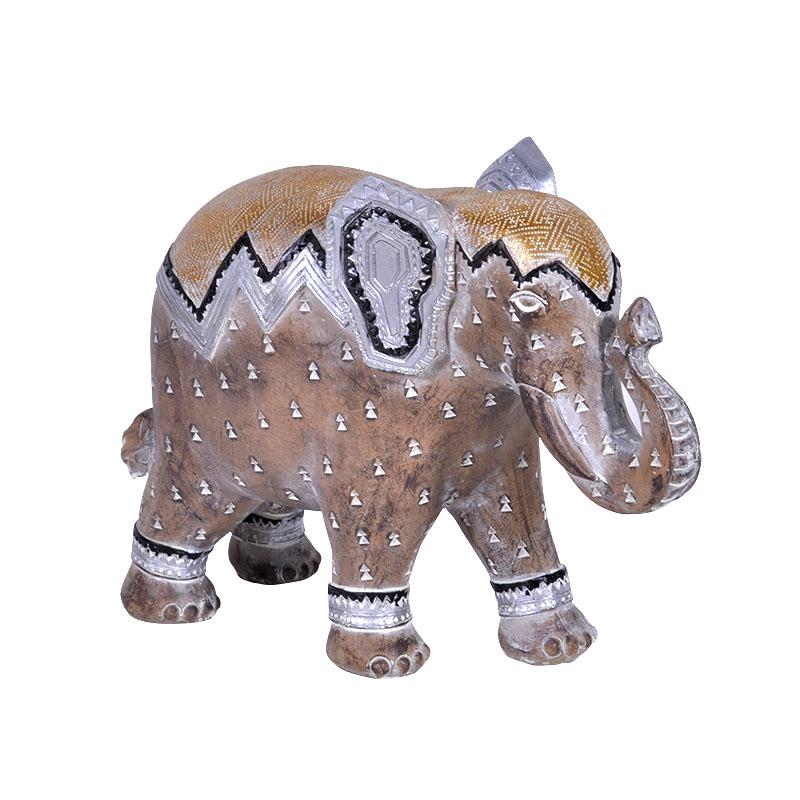 Διακοσμητικός ελέφαντας χρυσός