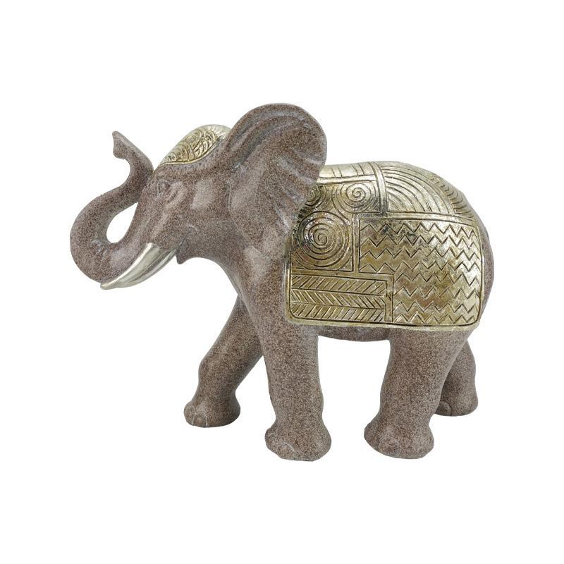 ΕΛΕΦΑΝΤΑΣ ΔΙΑΚΟΣΜΗΤΙΚΟΣ 9651 ΧΡΩΜΑ ELEPHANT 25.5*9*18