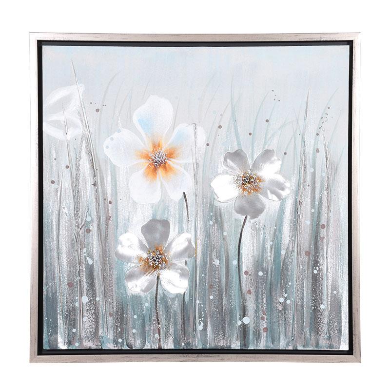 ΚΑΔΡΟ FLOWER Νο2 65*65 2402 Fylliana