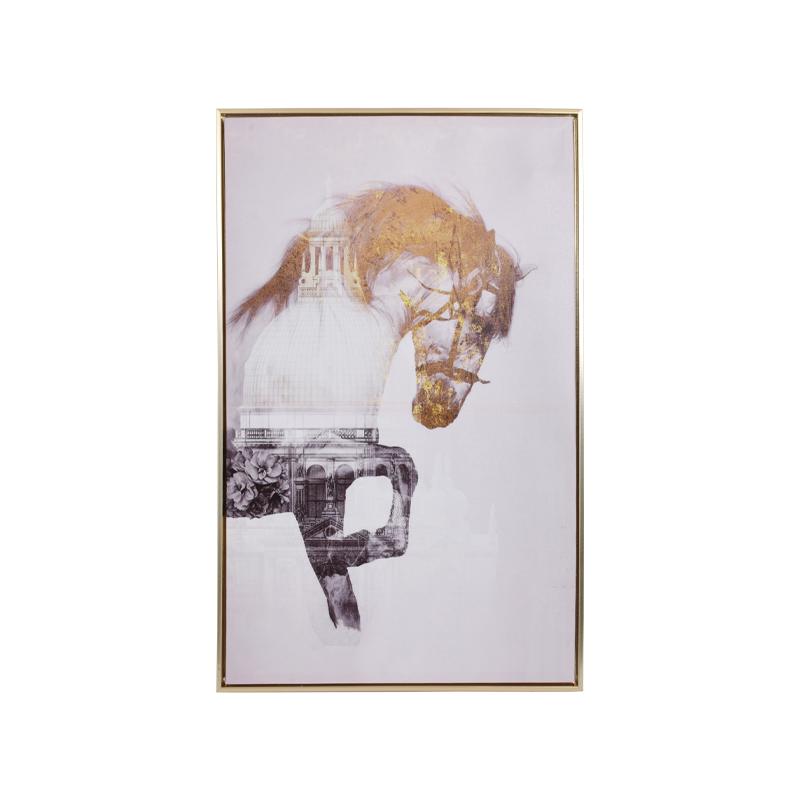 ΠΙΝΑΚΑΣ Fylliana HORSE JC056 50*80