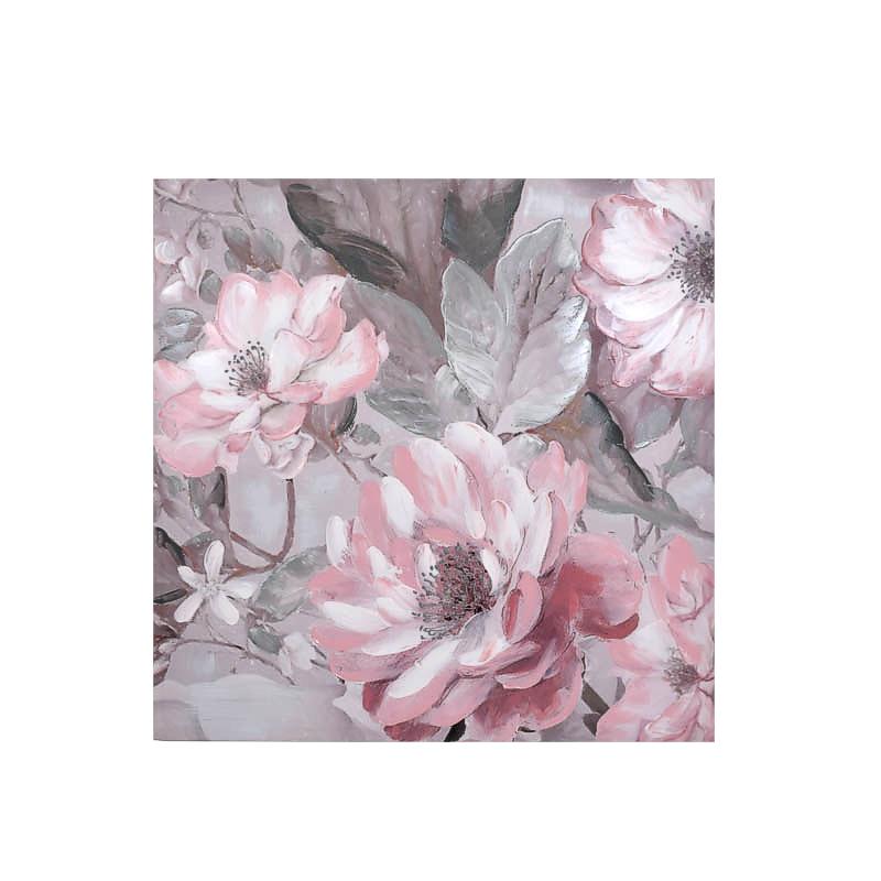 ΚΑΔΡΟ ΣΕ ΚΑΜΒΑ FLOWERS 26080 80*3*80