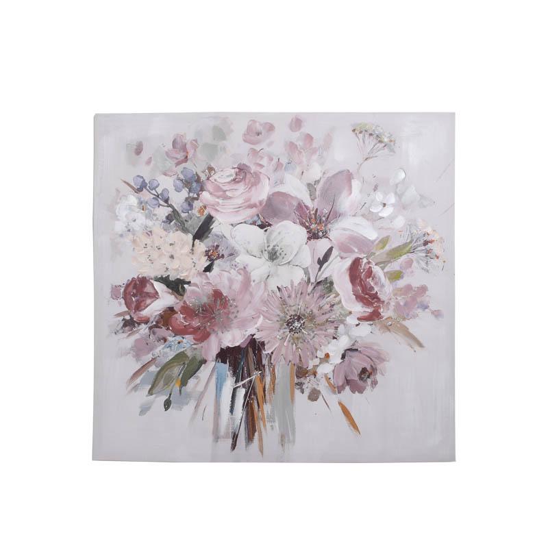 ΚΑΔΡΟ ΣΕ ΚΑΜΒΑ FLOWERS 26105 80*3*80