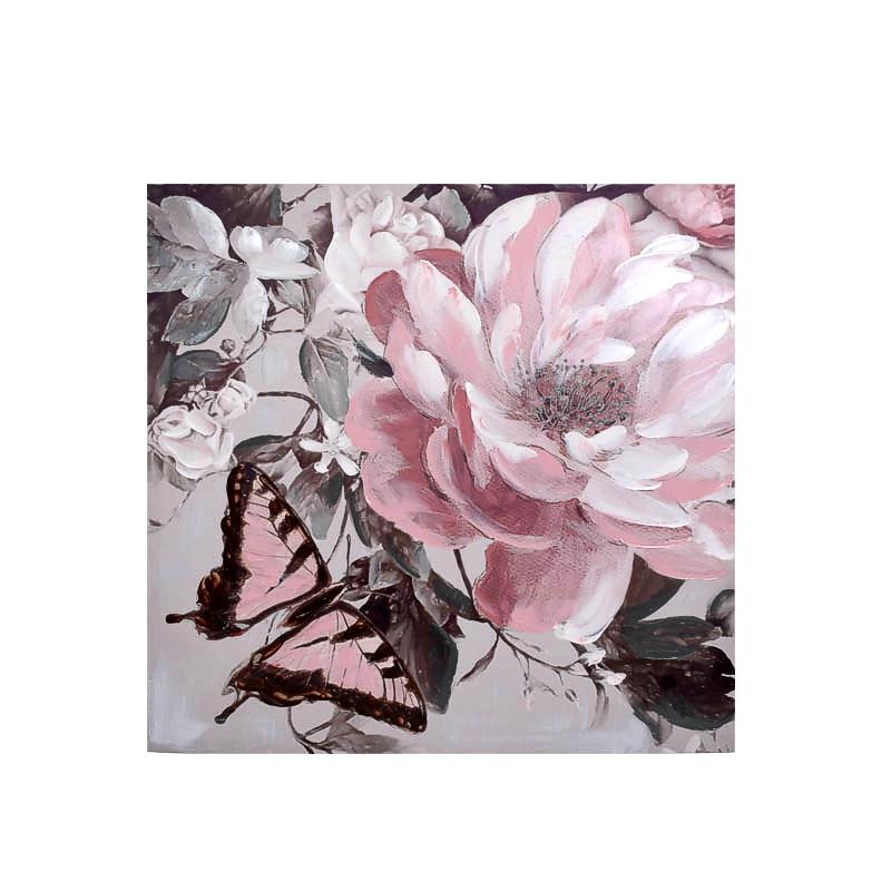 ΚΑΔΡΟ ΣΕ ΚΑΜΒΑ FLOWERS 26110 80*3*80