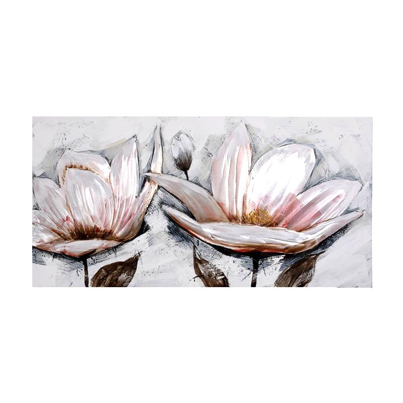 ΚΑΔΡΟ ΣΕ ΚΑΜΒΑ FLOWERS 26189 120*3*60