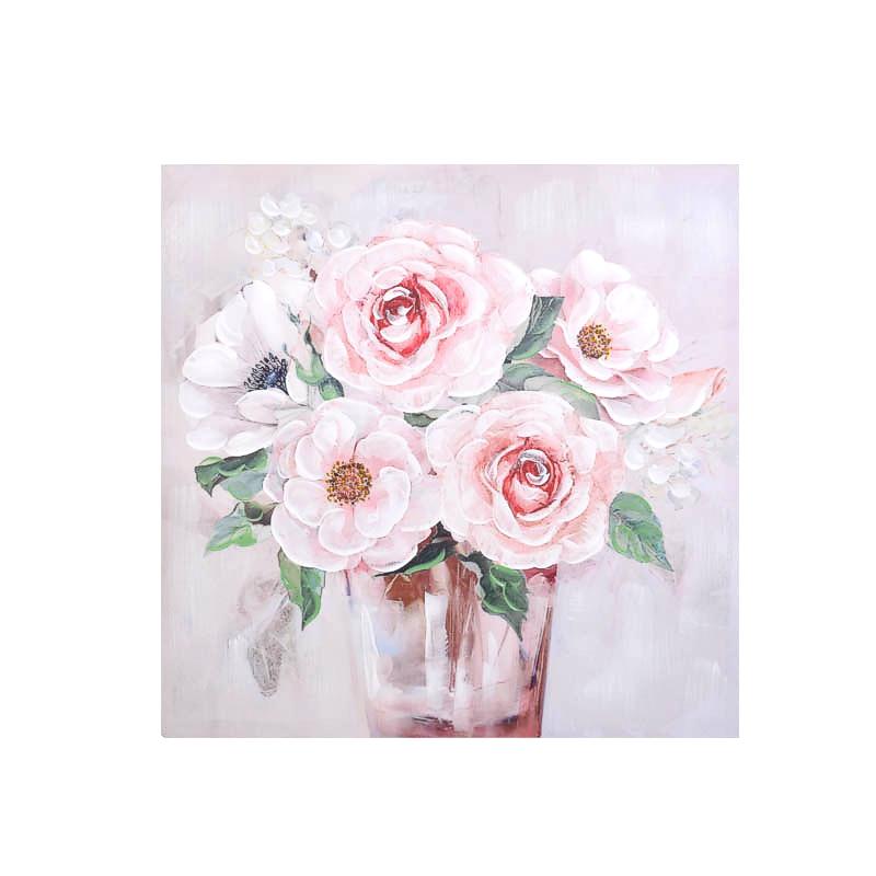 ΚΑΔΡΟ ΣΕ ΚΑΜΒΑ FLOWERS 26258 60*3*60