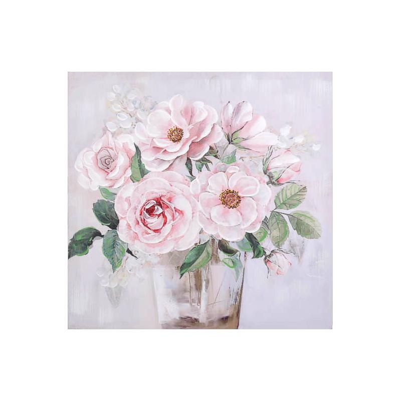 ΚΑΔΡΟ ΣΕ ΚΑΜΒΑ FLOWERS 26259 60*3*60