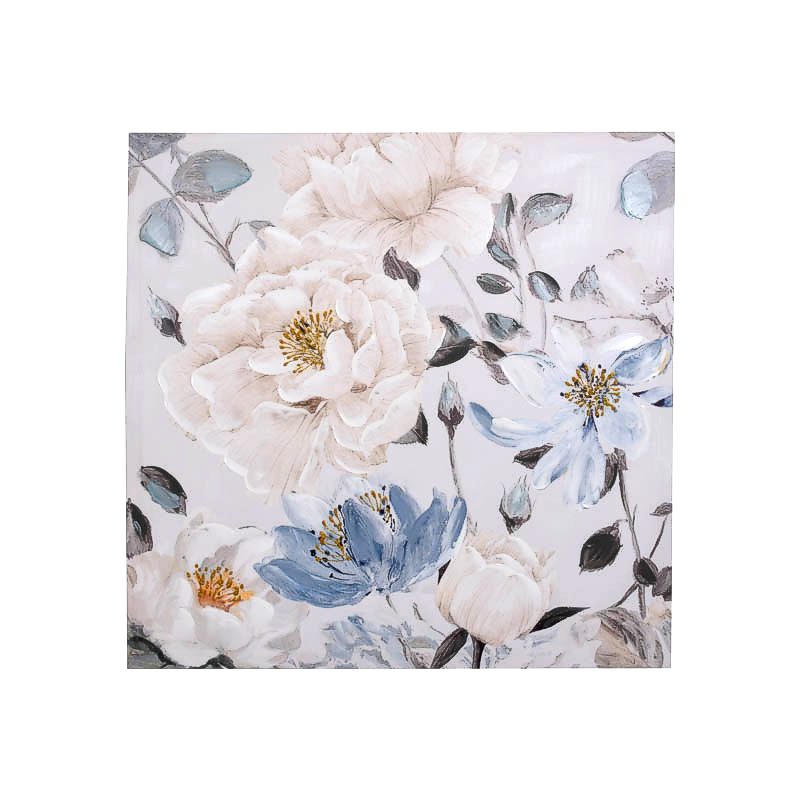 ΚΑΔΡΟ ΣΕ ΚΑΜΒΑ FLOWERS 26262 70*3*70