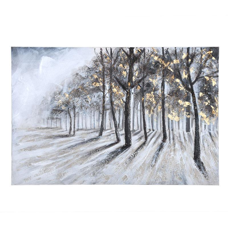 ΚΑΔΡΟ TREES 120*80 812 Fylliana