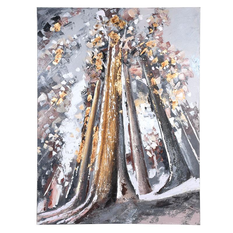 ΚΑΔΡΟ TREES 120*90 802 Fylliana