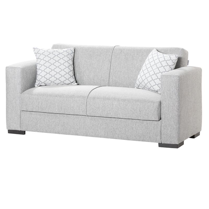 Καναπές 2 θεσιος Gracia αν.γκρι 167*89*84