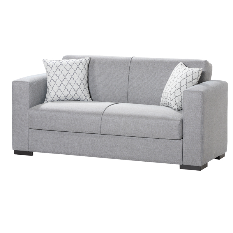 Καναπές 2 θεσιος Gracia γκρι 167*89*84