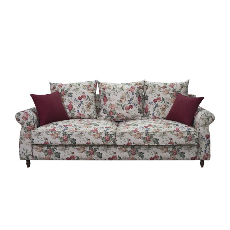 Καναπές 3θέσιος flora