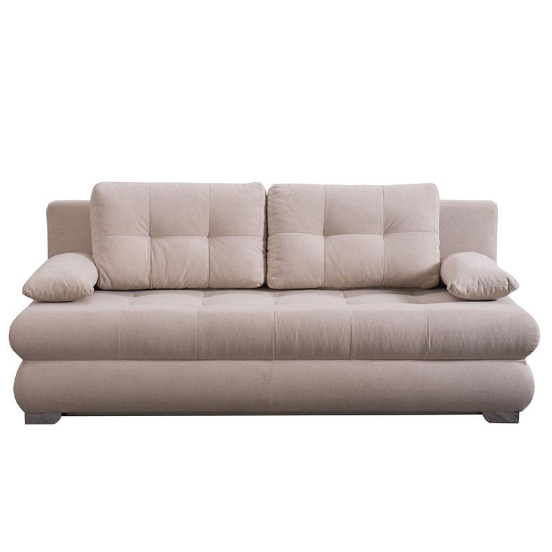 Καναπές Tivoli μπεζ 206*99*81