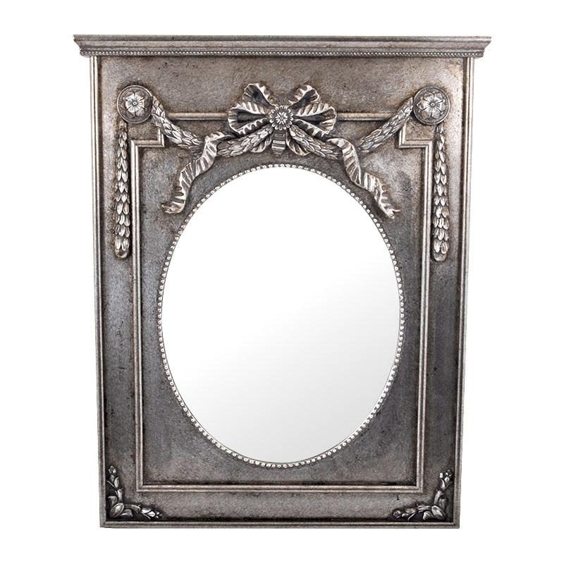 Καθρέφτης ασημί K53