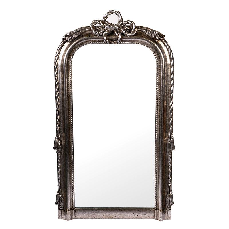 Καθρέφτης ασημί SZ-032