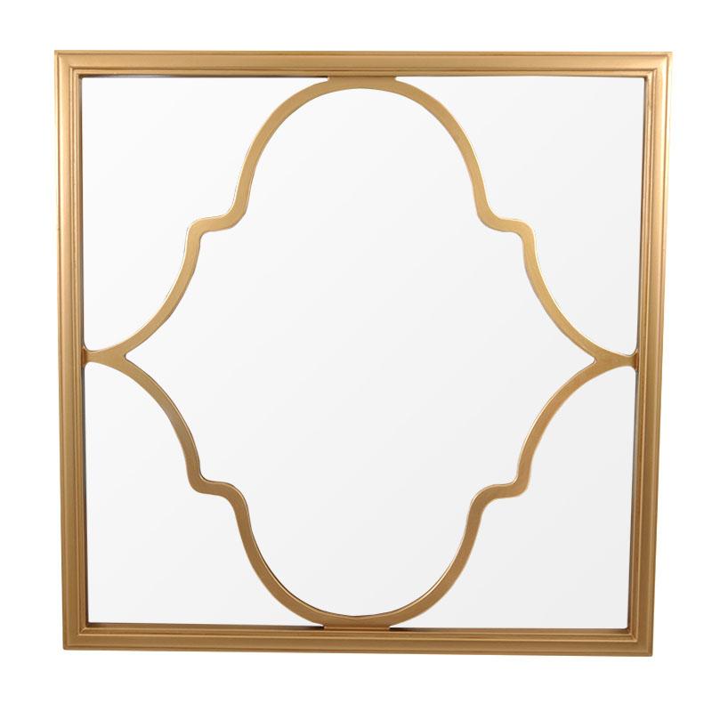 Καθρέφτης χρυσός 16F-585