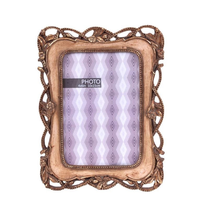 Κορνίζα 181103 καφέ χρώμα 10*15 Fylliana