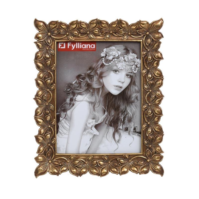ΚΟΡΝΙΖΑ Fylliana Lina 19531 ΧΡΥΣΟ 10*15