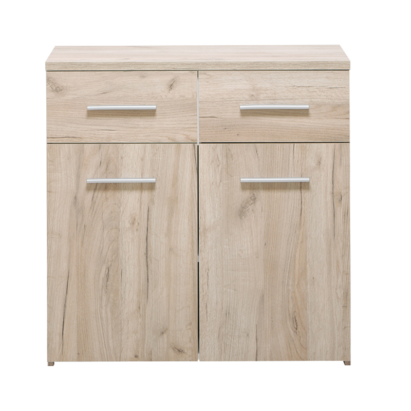ΚΟΜΟΤΑ Elba 2K2F Grey Oak 80*40*81