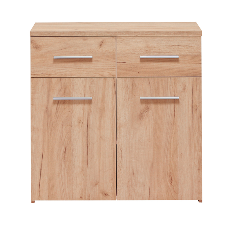 ΚΟΜΟΤΑ Elba 2K2F Gold OaK 80*40*81