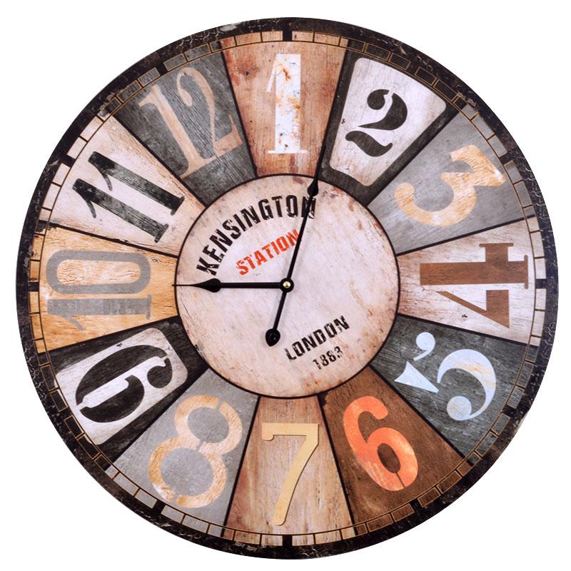 Ρολόι τοίχου kensington 60εκ