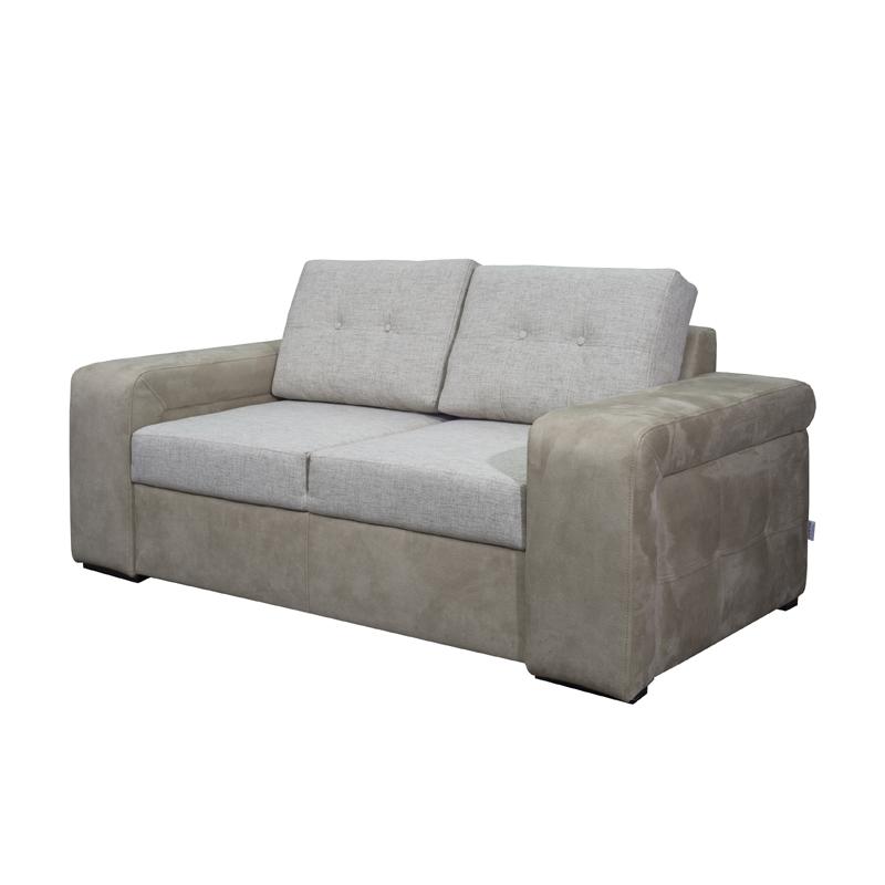 Καναπές διθέσιος new ines μπεζ 170*100*85
