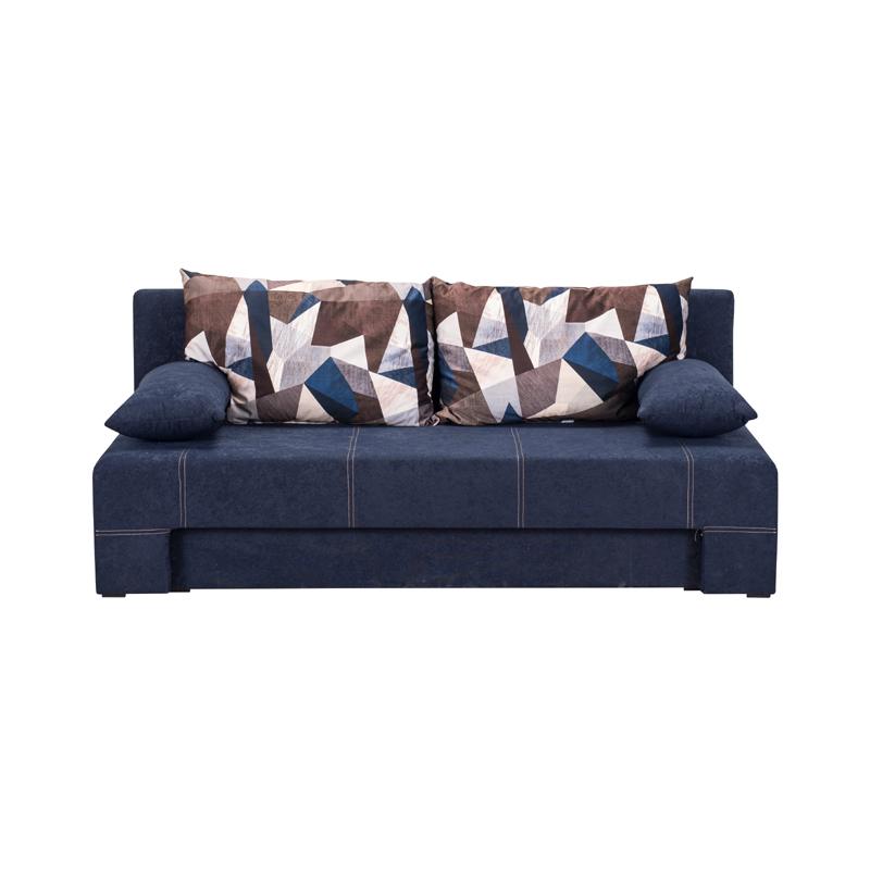 Καναπές κρεβάτι Teo μπλε 190,5*79*77