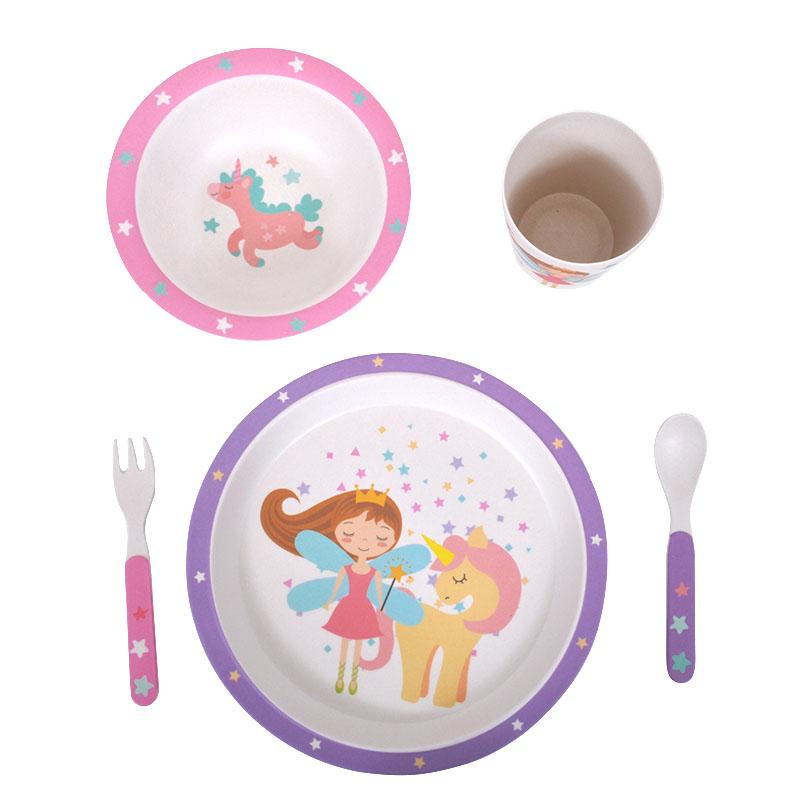 Παιδικό σετ φαγητού Prinscess