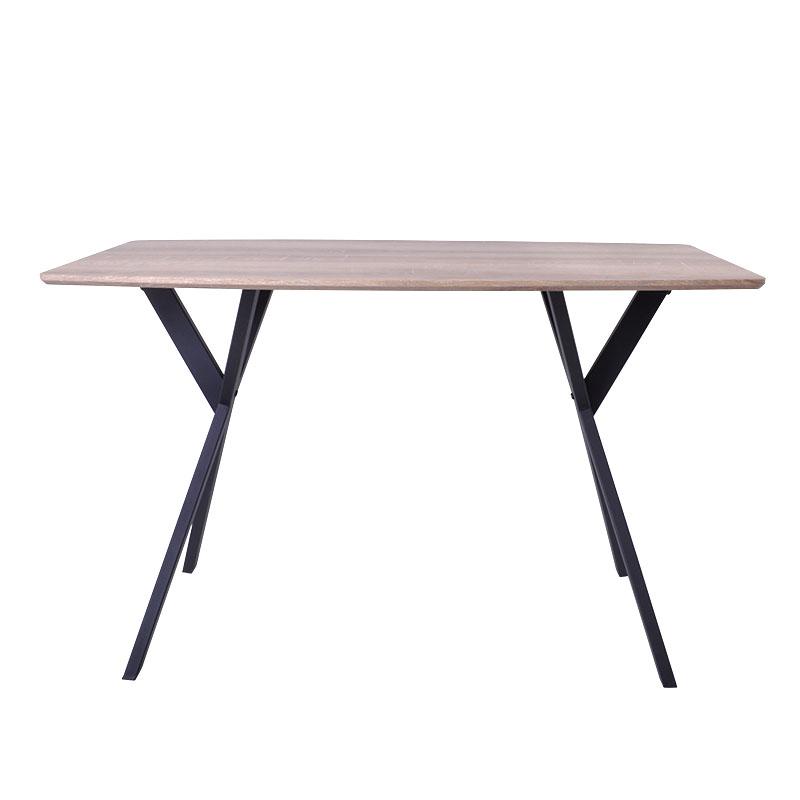 Τραπέζι τραπεζαρίας sonoma 120*70
