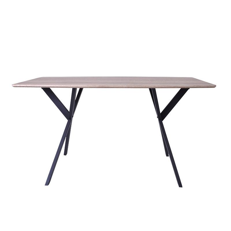 Τραπέζι τραπεζαρίας sonoma 140*80
