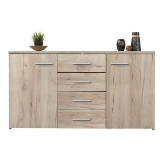 ΚΟΜΟΤΑ ADDA 3K4F GREY OAK 150*40*81